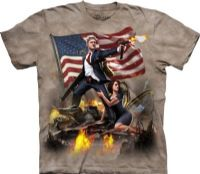 Clinton T-shirt | American Patriotic T-shirts | The Mountain®